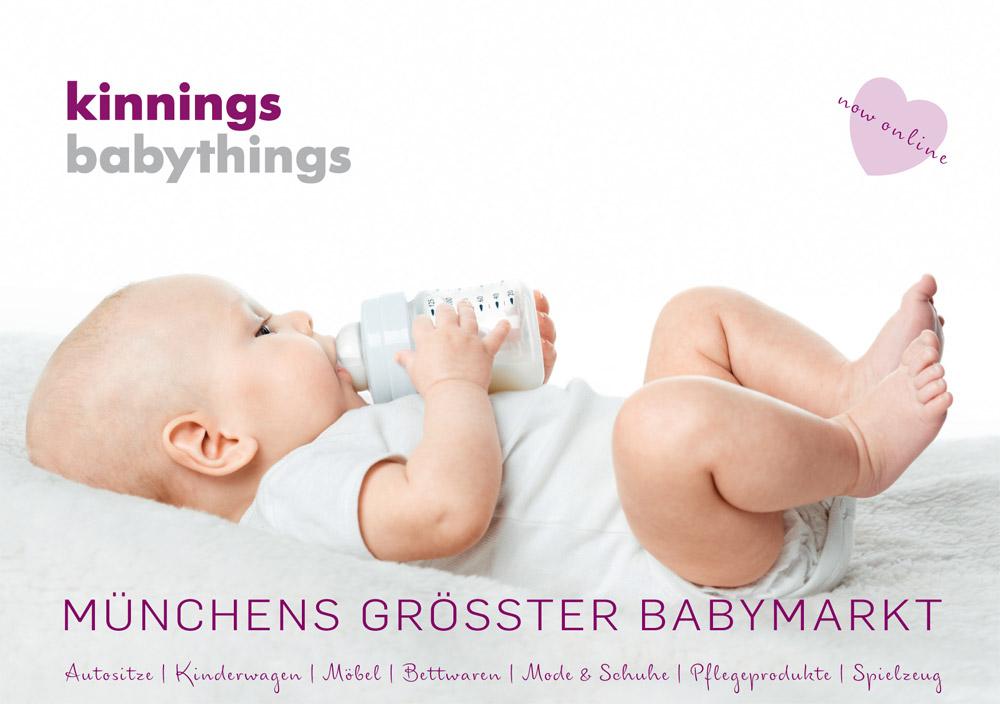 Werbung kinningsbabythings