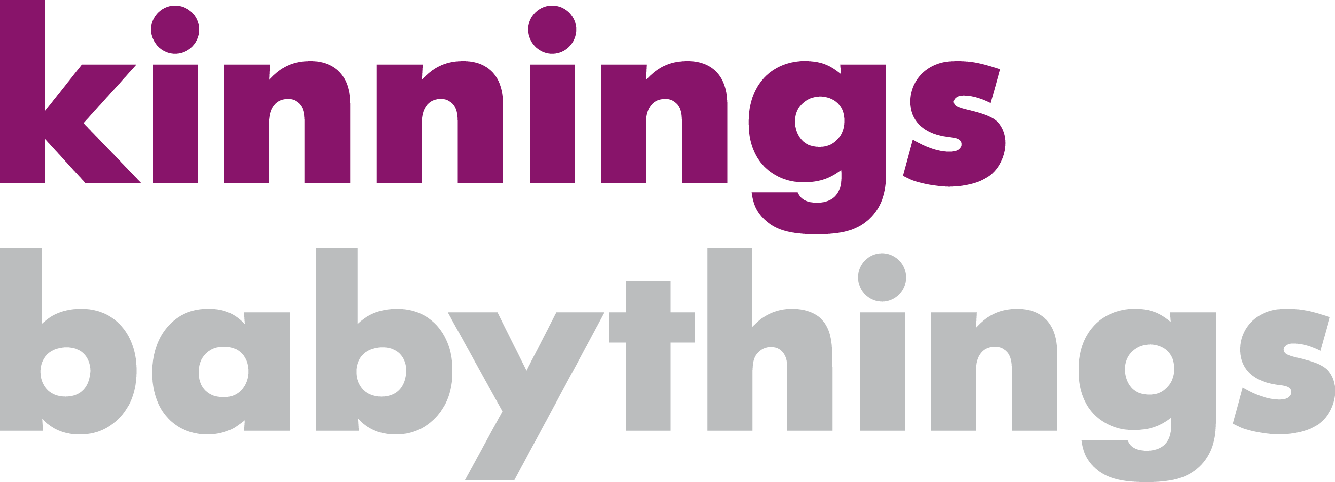 Logo kinningsbabythings