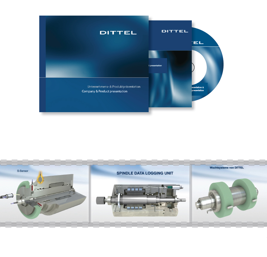 3D-animiertes Filmmaterial Dittel Messtechnik GmbH