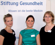 Brandmarcom wird Partneragentur der Stiftung Gesundheit.