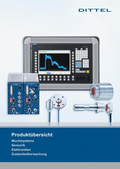 Produktübersicht Dittel Messtechnik GmbH