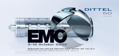 Einladungskarten Dittel Messtechnik GmbH